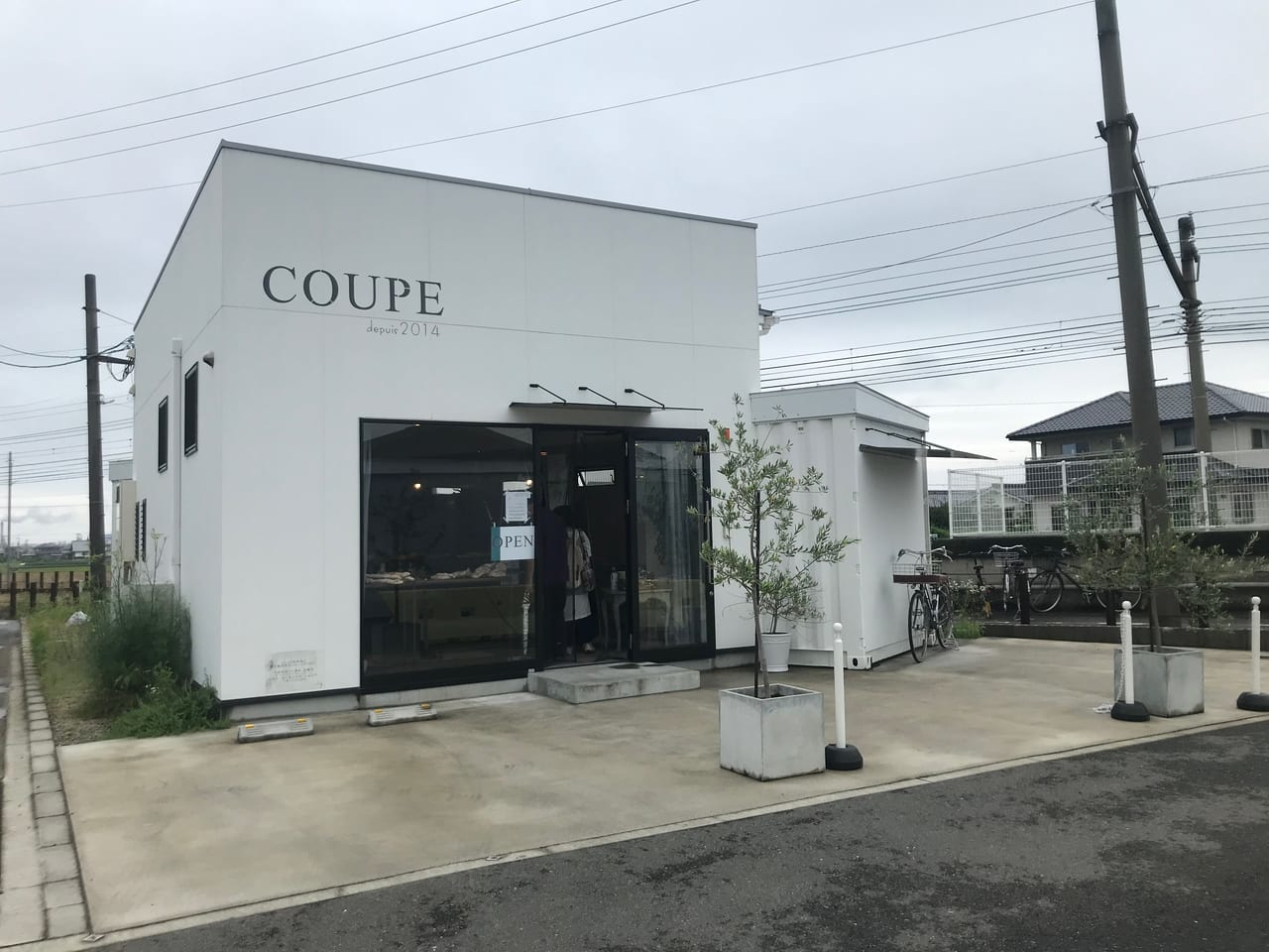 COUPE外観